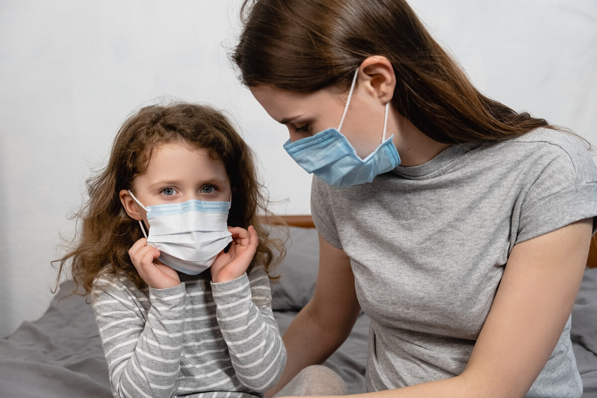 Child Contact and the Coronavirus